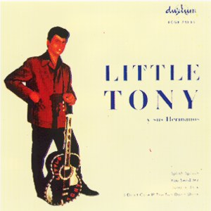 Little Tony - Columbia ECGE 75133