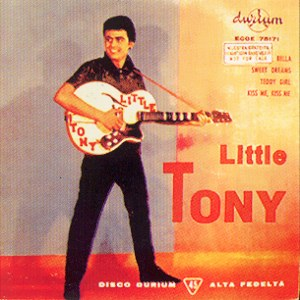 Little Tony - Columbia ECGE 75171