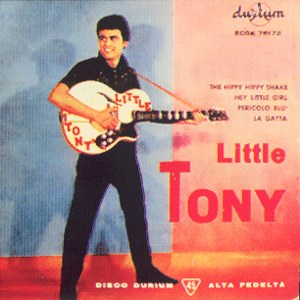 Little Tony - Columbia ECGE 75172