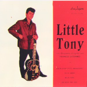 Little Tony - Columbia ECGE 75186