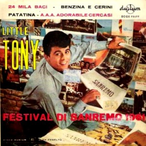 Little Tony - Columbia ECGE 75177