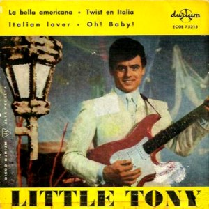 Little Tony - Columbia ECGE 75215