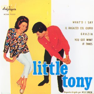 Little Tony - Columbia ECGE 75221
