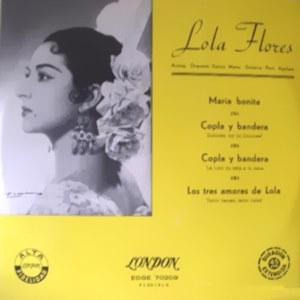 Flores, Lola - ColumbiaEDGE 70209