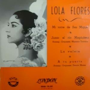 Flores, Lola - ColumbiaEDGE 70241
