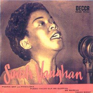 Vaughan, Sarah - ColumbiaEDGE 70721