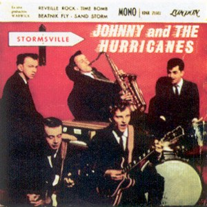 Johnny And The Hurricanes - Columbia EDGE 71502