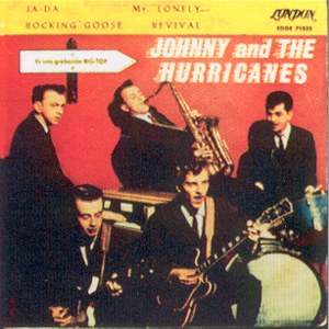 Johnny And The Hurricanes - Columbia EDGE 71532