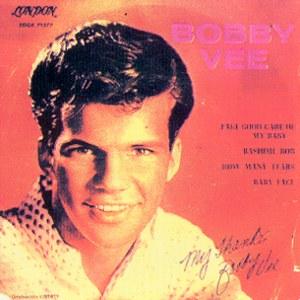 Vee, Bobby - ColumbiaEDGE 71577