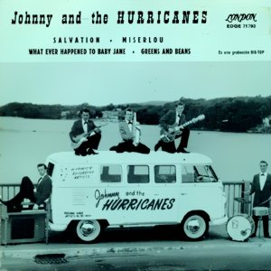 Johnny And The Hurricanes - Columbia EDGE 71793