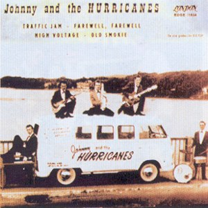 Johnny And The Hurricanes - Columbia EDGE 71834