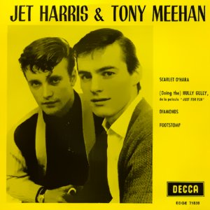 Jet Harris And Tony Meehan - Columbia EDGE 71838