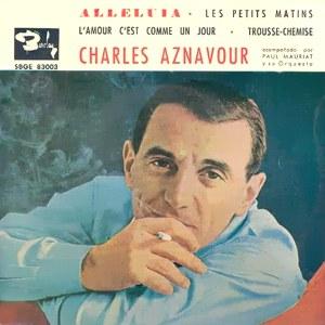 Aznavour, Charles - ColumbiaSBGE 83003