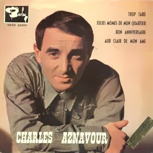 Aznavour, Charles - ColumbiaSBGE 83083