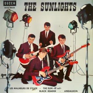 Sunlights, Les - ColumbiaSDGE 80622