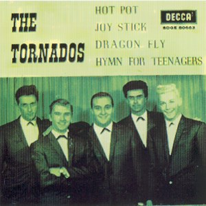 Tornados, The - Columbia SDGE 80653