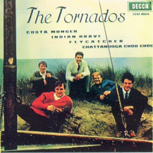 Tornados, The - Columbia SDGE 80656