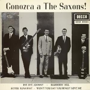 Saxons, The - ColumbiaSDGE 80884