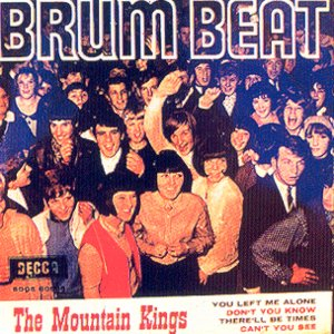Mountain Kings, The - Columbia SDGE 80886