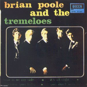 Poole And The Tremeloes, Brian - ColumbiaSDGE 81027