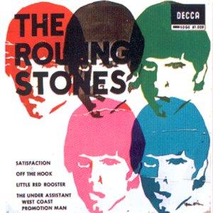 Rolling Stones, The - ColumbiaSDGE 81028