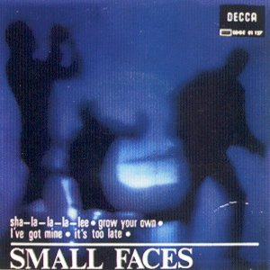 Small Faces, The - Columbia SDGE 81127