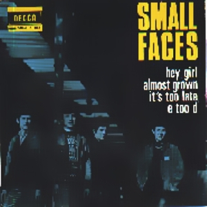 Small Faces, The - Columbia SDGE 81162