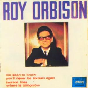 Orbison, Roy - ColumbiaSDGE 81177