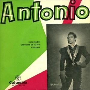 Antonio - ColumbiaSCGE 80018