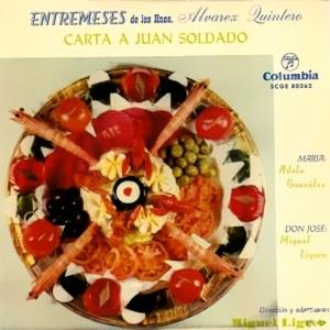 Entremeses - ColumbiaSCGE 80262