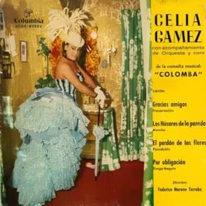 Gámez, Celia - ColumbiaSCGE 80502