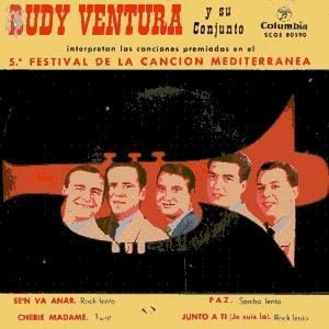 Ventura, Rudy - ColumbiaSCGE 80590