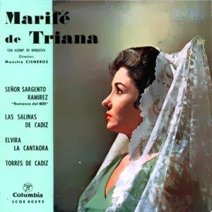 Triana, Marifé De - ColumbiaSCGE 80593