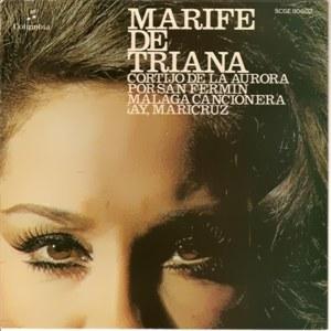 Marifé De Triana - ColumbiaSCGE 80602