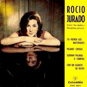 Jurado, Rocío - ColumbiaSCGE 80611