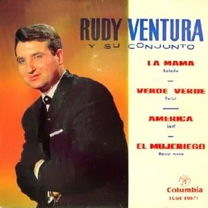 Ventura, Rudy - ColumbiaSCGE 80671