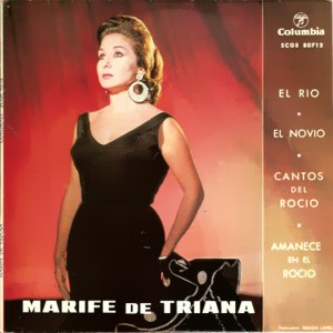 Triana, Marifé De - ColumbiaSCGE 80712