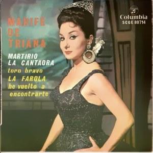 Triana, Marifé De - ColumbiaSCGE 80714