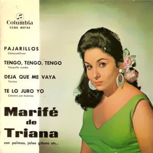 Triana, Marifé De - ColumbiaSCGE 80745