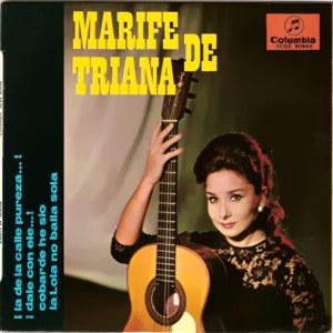 Triana, Marifé De - ColumbiaSCGE 80844