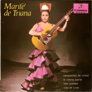 Triana, Marifé De - ColumbiaSCGE 80847