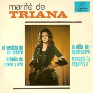 Triana, Marifé De - ColumbiaSCGE 81058