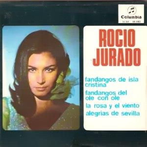 Jurado, Rocío - ColumbiaSCGE 81085