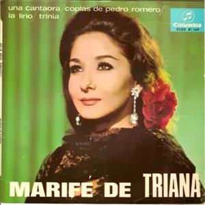 Triana, Marifé De - ColumbiaSCGE 81169