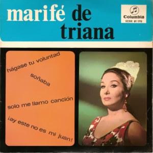 Triana, Marifé De - ColumbiaSCGE 81170