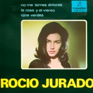 Jurado, Rocío - ColumbiaSCGE 81174
