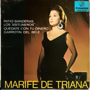 Triana, Marifé De - ColumbiaSCGE 81297