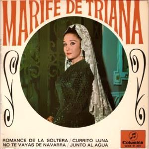 Triana, Marifé De - ColumbiaSCGE 81302