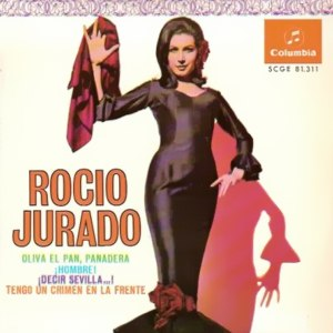 Jurado, Rocío - ColumbiaSCGE 81311