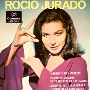 Jurado, Rocío - ColumbiaSCGE 81315